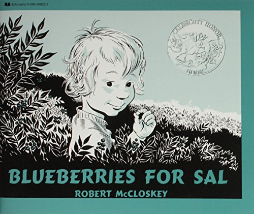 9780590409230: Blueberries for Sal