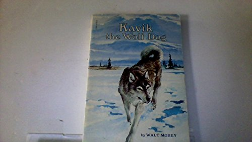 9780590409377: Kavik the Wolf Dog