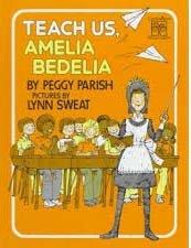 9780590409407: Teach Us Amelia Bedelia