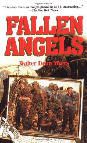 9780590409438: Fallen Angels