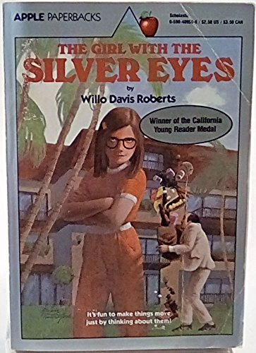 9780590409506: Girl with Silver Eyes (R)