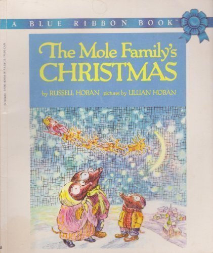 9780590409544: The Mole Family's Christmas