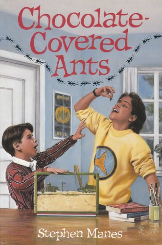 9780590409612: Chocolate-Covered Ants
