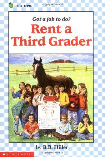 9780590409667: Rent A Third Grader (Little apple)