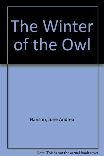 9780590409780: Winter of the Owl