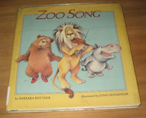 Zoo song: Bottner, Barbara