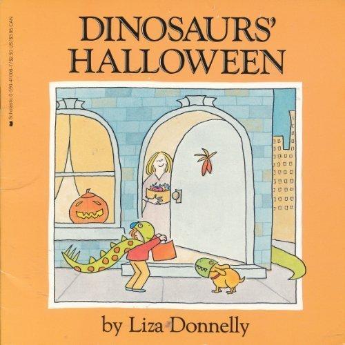 9780590410069: Dinosaurs' Halloween