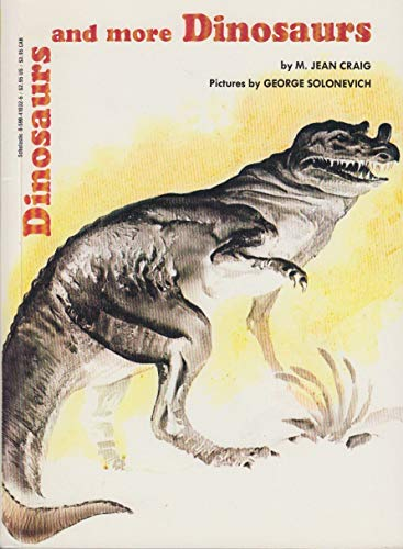 9780590410328: Dinosaurs and More Dinosaurs