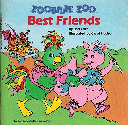 9780590410472: Best Friends: Zoobilee Zoo