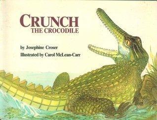 9780590410502: Crunch the Crocodile
