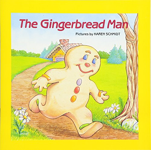 9780590410564: The Gingerbread Man (Easy-To-Read Folktales)