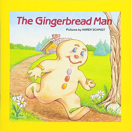 The Gingerbread Man (Easy-to-Read Folktales): Karen Schmidt