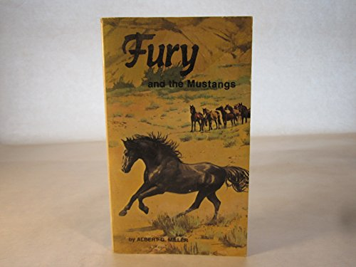 9780590410632: Fury and the Mustangs