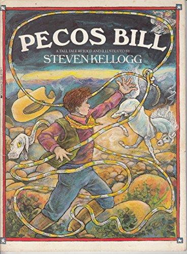 9780590411103: Pecos Bill