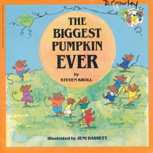 9780590411134: The Biggest Pumpkin Ever