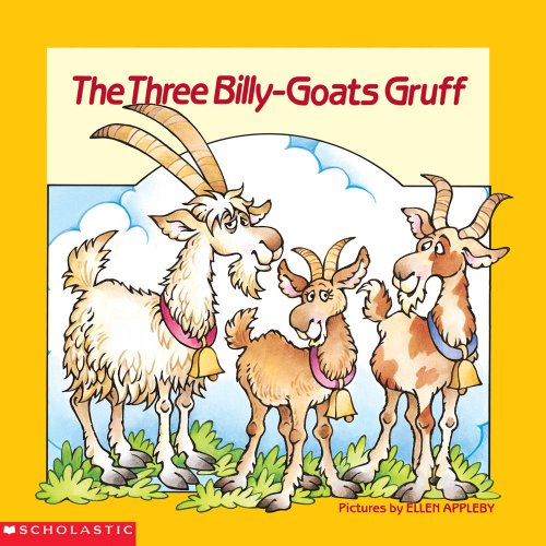 9780590411219: The Three Billy-goats Gruff (Easy-To-Read Folktales)