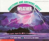 9780590411424: Questions and Answers About Weather