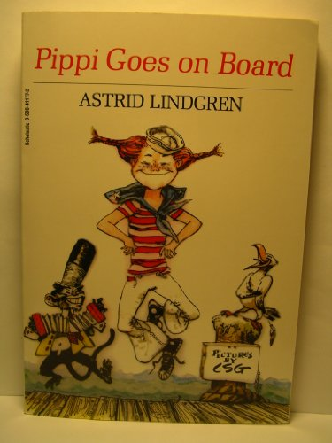 9780590411776: Pippi Goes on Board
