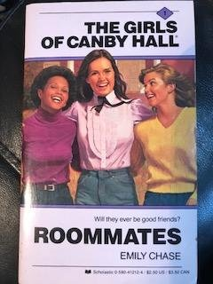 9780590412124: Roommates (Girls of Canby Hall)