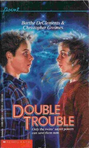 9780590412483: Double Trouble