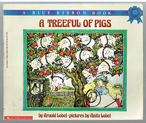 9780590412803: A Treeful of Pigs