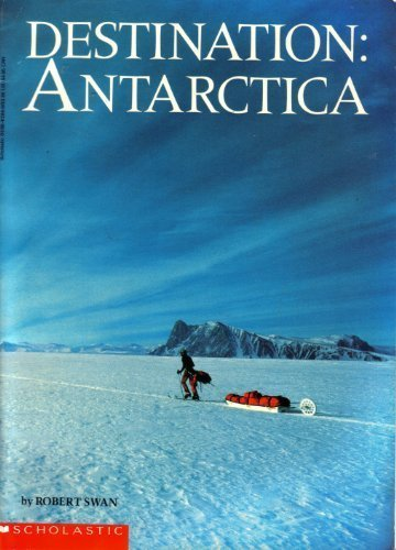9780590412865: Destination: Antarctica