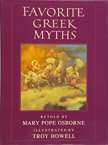 9780590413381: Favorite Greek Myths