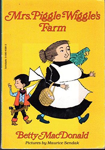 9780590413817: Mrs. Piggle-Wiggle's farm
