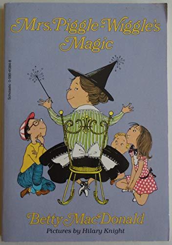 9780590413848: Mrs. Piggle-Wiggle's Magaic