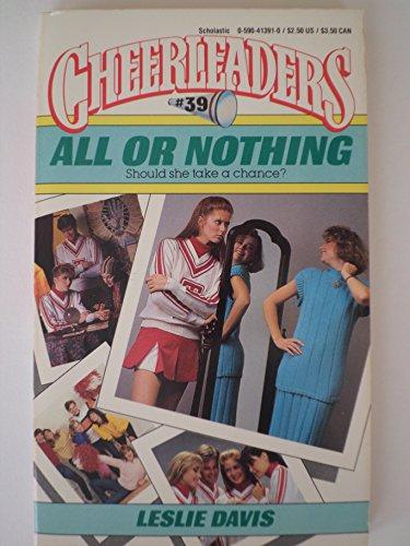 All or Nothing (Cheerleaders): Davis, Leslie