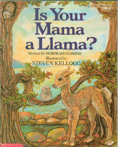 9780590413930: Is Your Mama a Llama?
