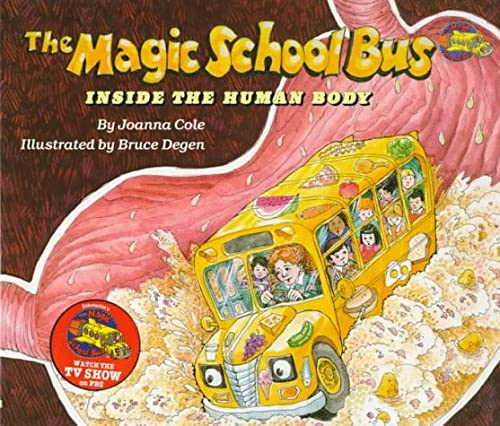 9780590414265: The Magic School Bus Inside the Human Body (Scholastic Hardcover)