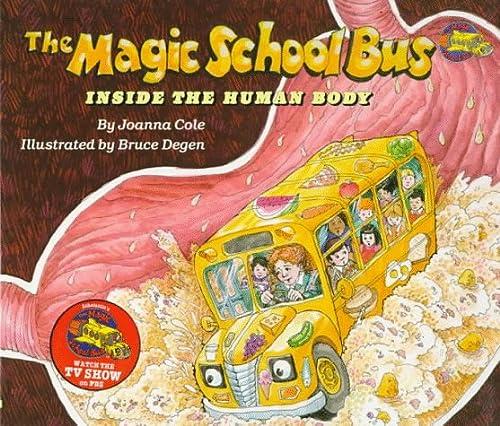 9780590414265: The Magic School Bus: Inside the Human Body