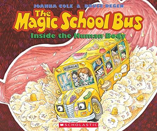 9780590414272: The Magic School Bus Inside the Human Body