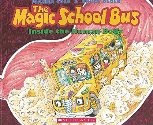 9780590414272: The Magic School Bus Inside the Human Body