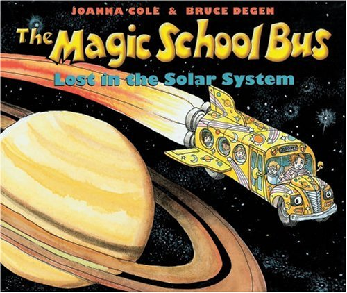 9780590414289: The Magic School Bus: Lost in the Solar System
