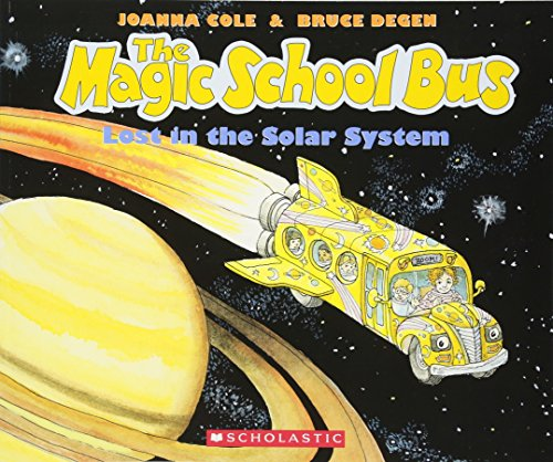 9780590414296: The Magic School Bus Lost In The Solar System