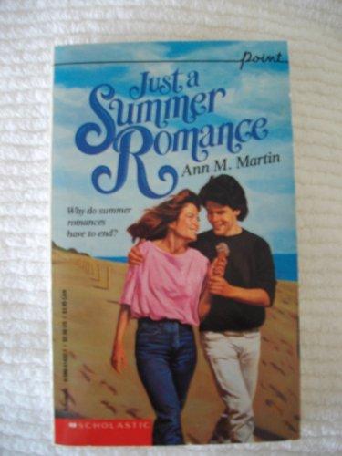 9780590414326: Just a Summer Romance