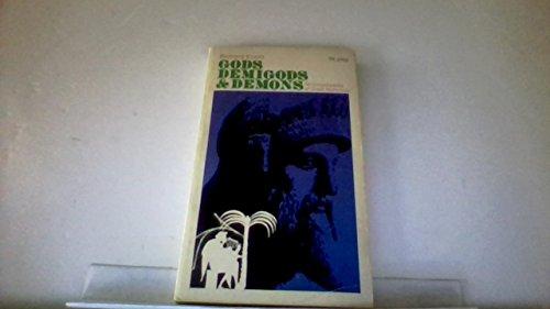 9780590414487: Gods, Demigods, and Demons: An Encyclopedia of Greek Mythology (Point)
