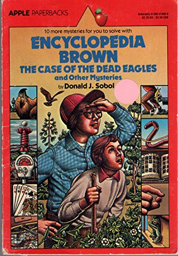 9780590414661: Encyclopedia Brown and the Case of the Dead Eagles (Encyclopedia Brown (Paperback))