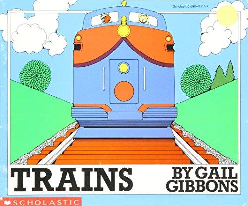 9780590415149: Trains