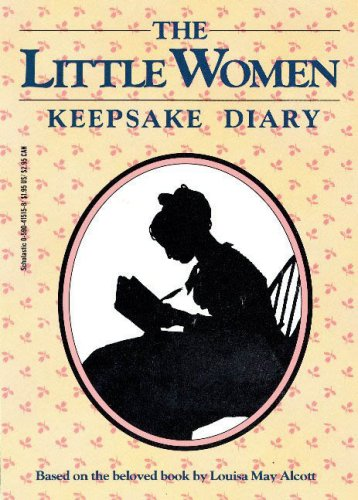 Little Women Keepsake Diary (9780590415156) by Scholastic