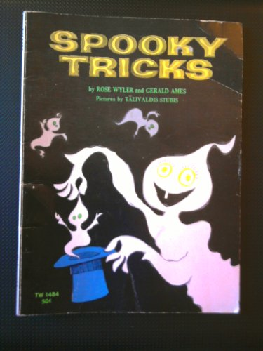 9780590415408: Spooky Tricks
