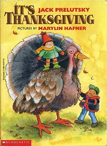 9780590415712: It's Thanksgiving