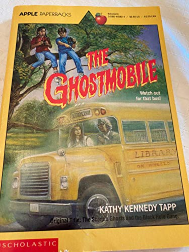9780590415828: The Ghostmobile