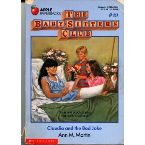 9780590415835: Claudia and the Bad Joke (The Baby-Sitters Club #19)