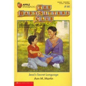 9780590415866: Jessi's secret language (The Baby-sitters Club)