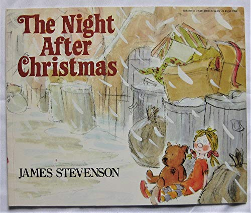 9780590416009: Night After Christmas
