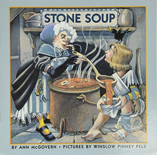 9780590416023: Stone Soup