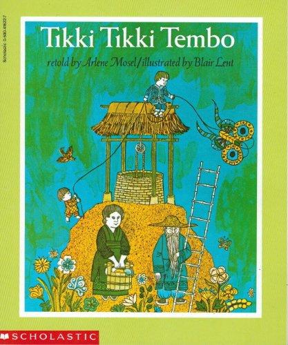 9780590416221: Tikki Tikki Tembo